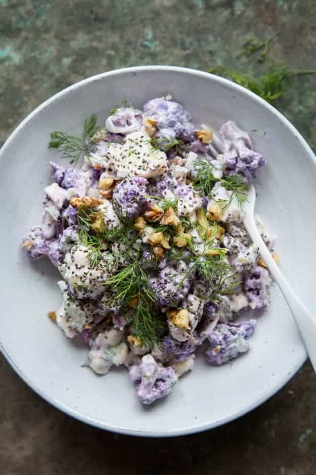 5 Fresh And Healthy Salad Recipes To Make | healthy salad recipes, how to make a healthy salad, healthy salad ideas, salad recipe ideas, salad recipes healthy, healthy meal ideas, healthy lunch recipes || The Butter Half via @thebutterhalf