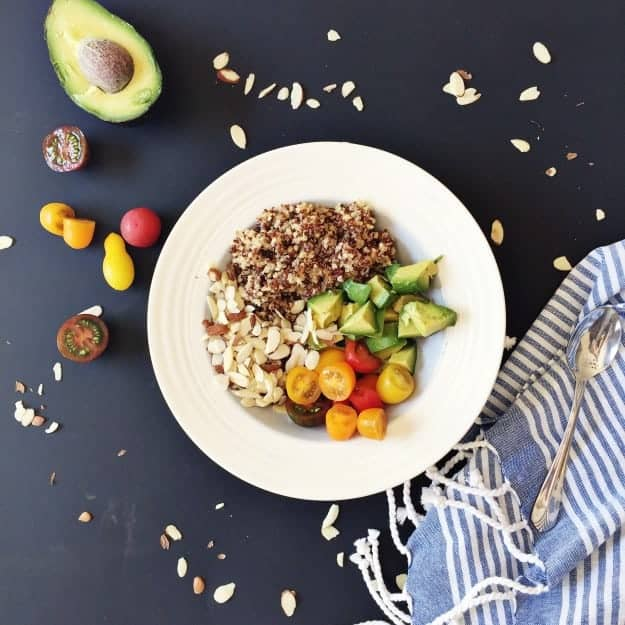 5 Quick and Healthy Lunch Ideas | The Butter Half