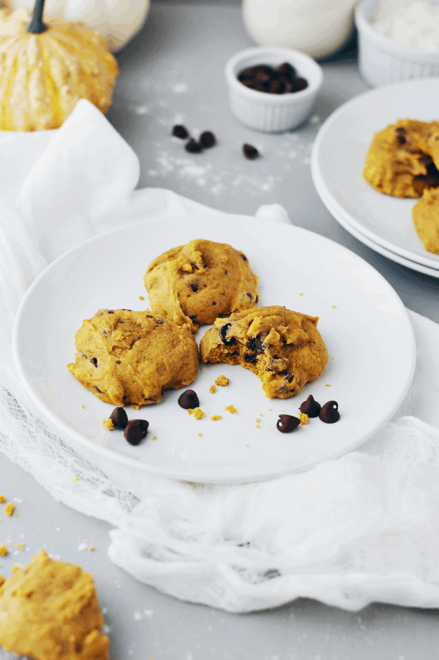 The Best Pumpkin Chocolate Chip Cookie Recipe