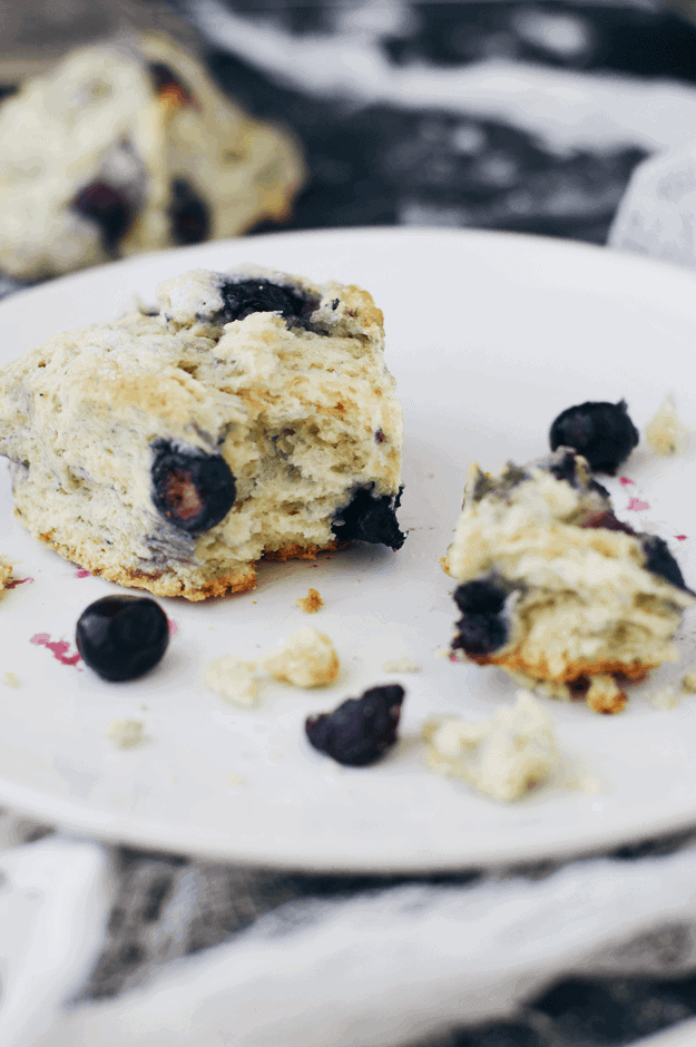 Perfect Blueberry Scones Recipe