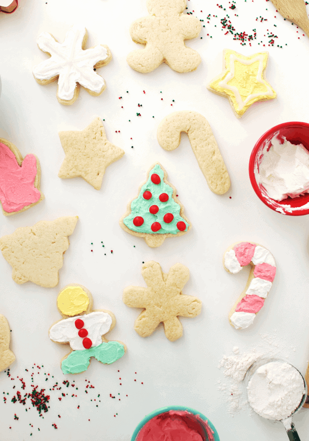 The Best Cut-Out Sugar Cookie Recipe | The Butter Half