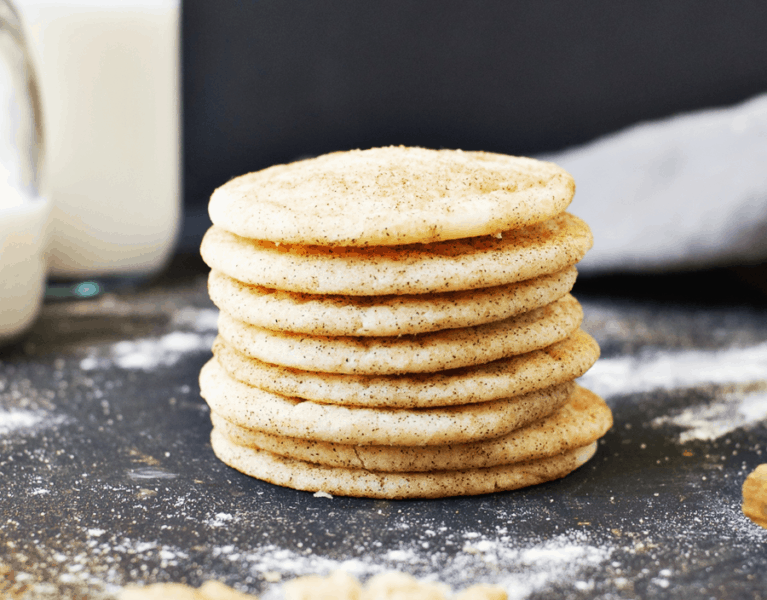 The Best Snickerdoodle Recipe   The Butter Half