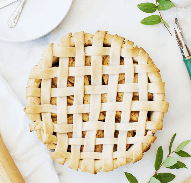 The Perfect Apple Pie Recipe | The Butter Half