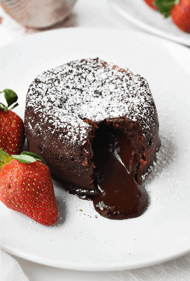 How To Make Molten Lava Cake