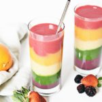 How to Make a Rainbow Smoothie   The Butter Half
