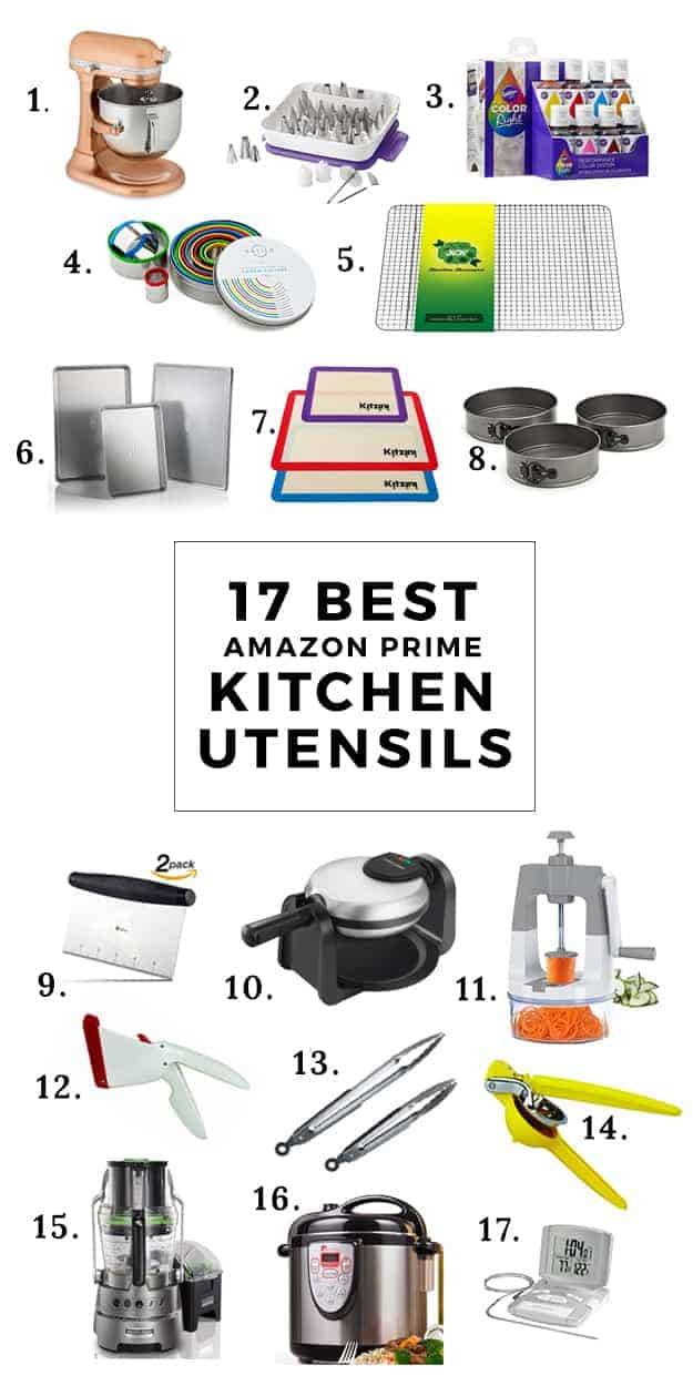 17 best amazon prime kitchen utensils and equipment the