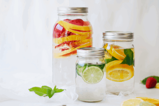 3 Infused Water Recipes to Refresh and Hydrate