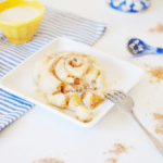 Delicious Homemade Cinnamon Rolls | how to make homemade cinnamon rolls, easy cinnamon roll recipes, recipes for homemade cinnamon rolls, homemade breakfast recipes, sweet breakfast recipes, cinnamon roll recipe ideas, cinnamon rolls easy, easy breakfast recipes || The Butter Half via @thebutterhalf
