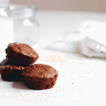 Gluten Free Nutella Muffins | The Butter Half