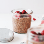 Chocolate Cinnamon Chia Seed Pudding | The Butter Half