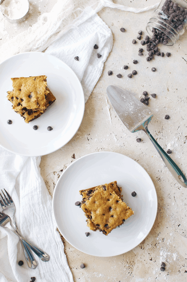 Chocolate Chip Applesauce Cake   Sometimes we all just need to eat cake. And thischocolate chip applesauce cake is a fantastic option to satiatethat craving.    The Butter Half #chocolatechipcake #applesaucecake #cakerecipe #thebutterhalf