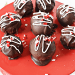 Vegan Peppermint Truffles | The Butter Half