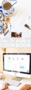 family favorite dessert recipes | how to make a cookbook, DIY cookbook ideas, cookbook creation ideas || The Butter Half via @thebutterhalf