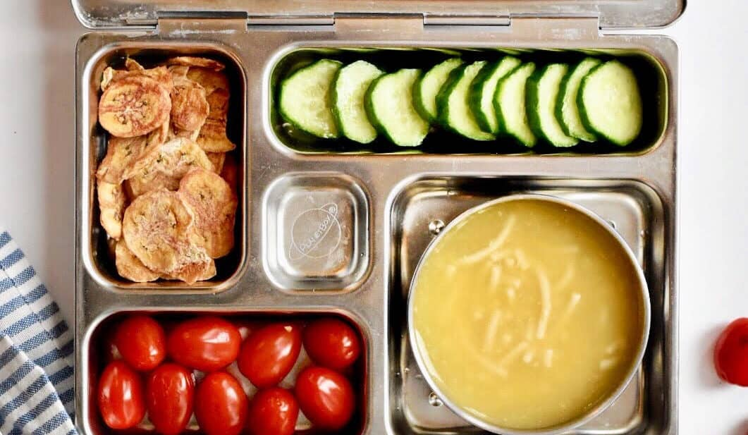 3 Healthy Kid Lunch Box Ideas