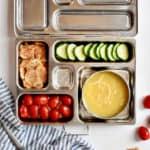 3 Healthy Kid Lunch Box Ideas