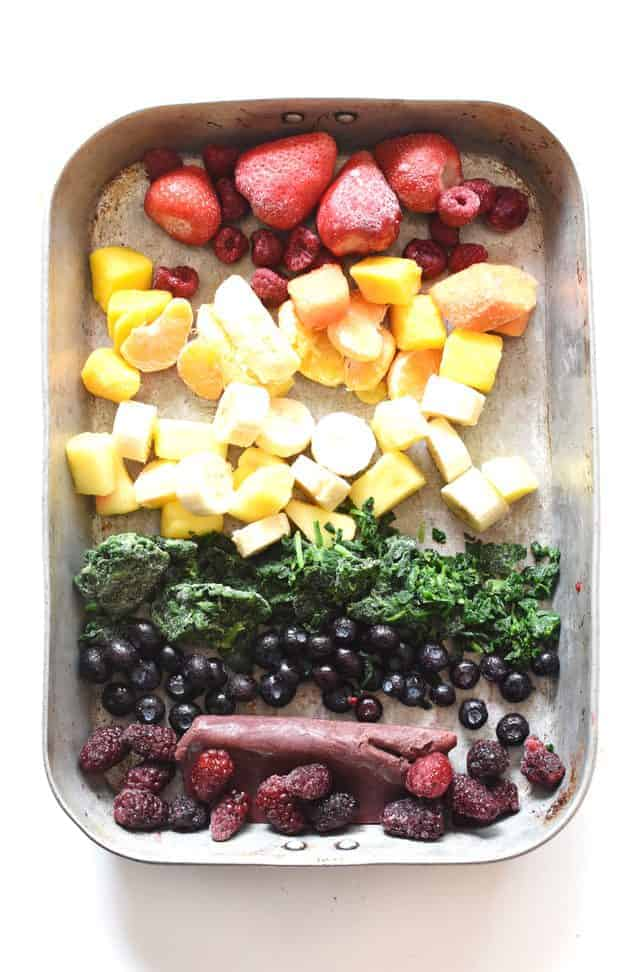 One of our main priorities as parents and caregivers is ensuring our children get the nutrients they need. I make sure my kids receive their daily fruit and veggie quota through smoothies. I am excited to share our 5 smoothie recipes for kids (and adults!) that taste yummy. || The Butter Half #smoothies #smoothiebowls #breakfasts #easybreakfasts #thebutterhalf